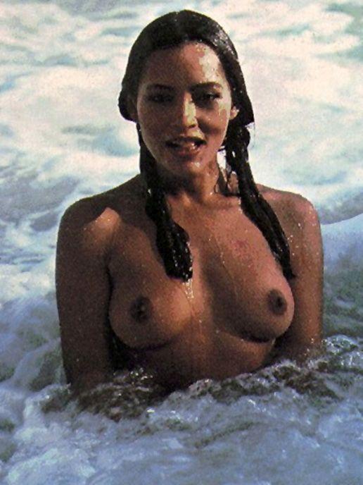 Hot women in leather spread nude