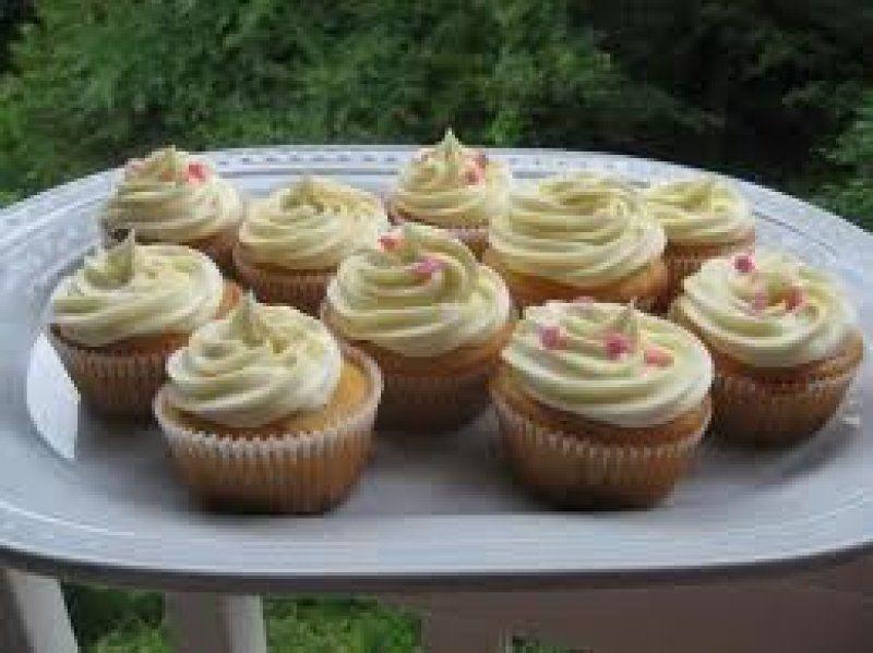 Original English Cupcakes