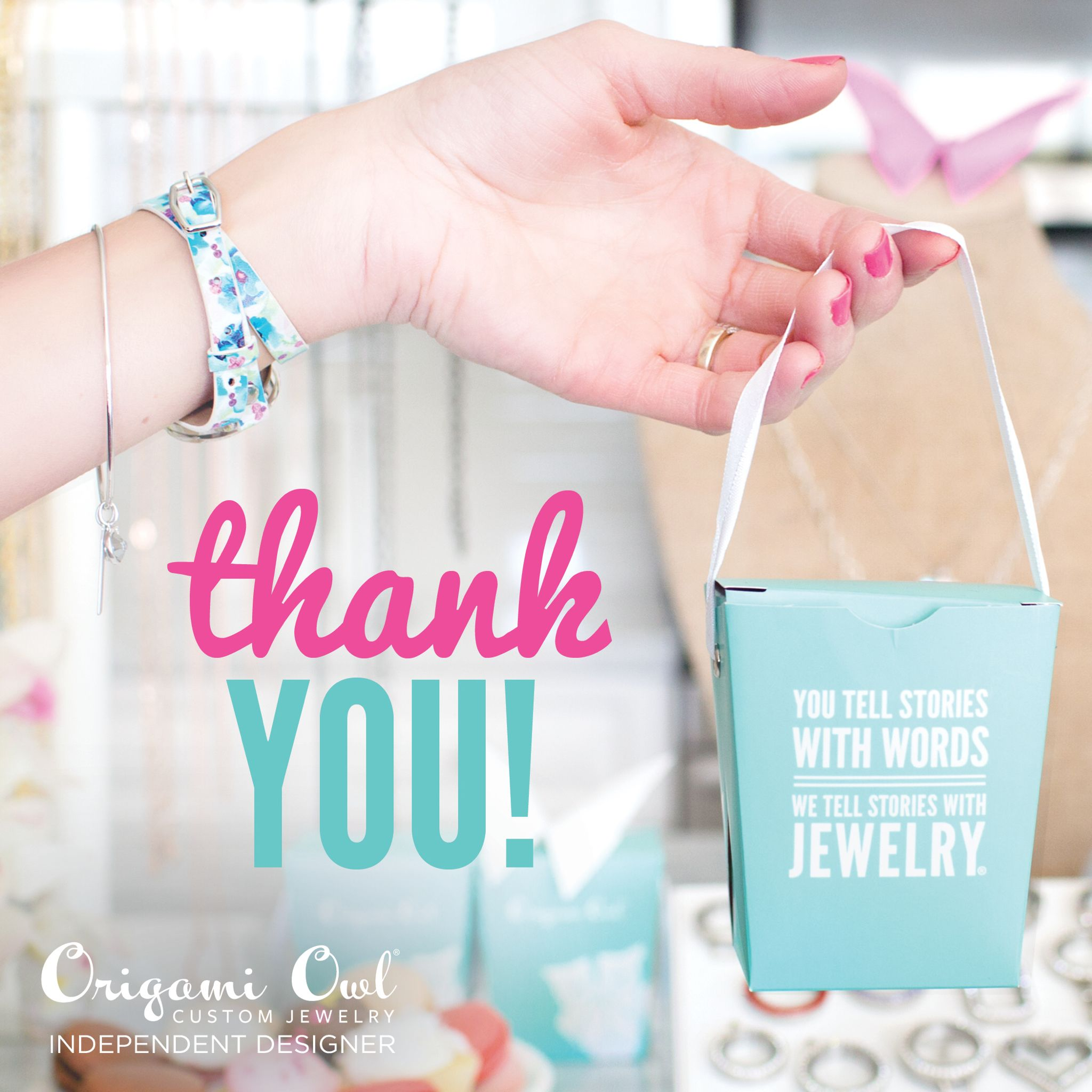 Origami Owl. Thank you for your order! www ... - photo#1