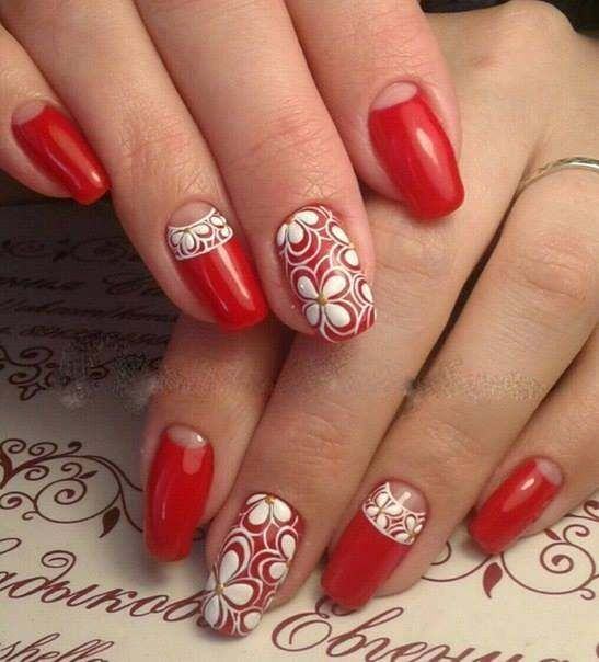 Nowadays The Latest Nail Art Trends Are In Vogue And Mostly Sought After By Young Women Teenage Girls One Of Paint Ideas That Is