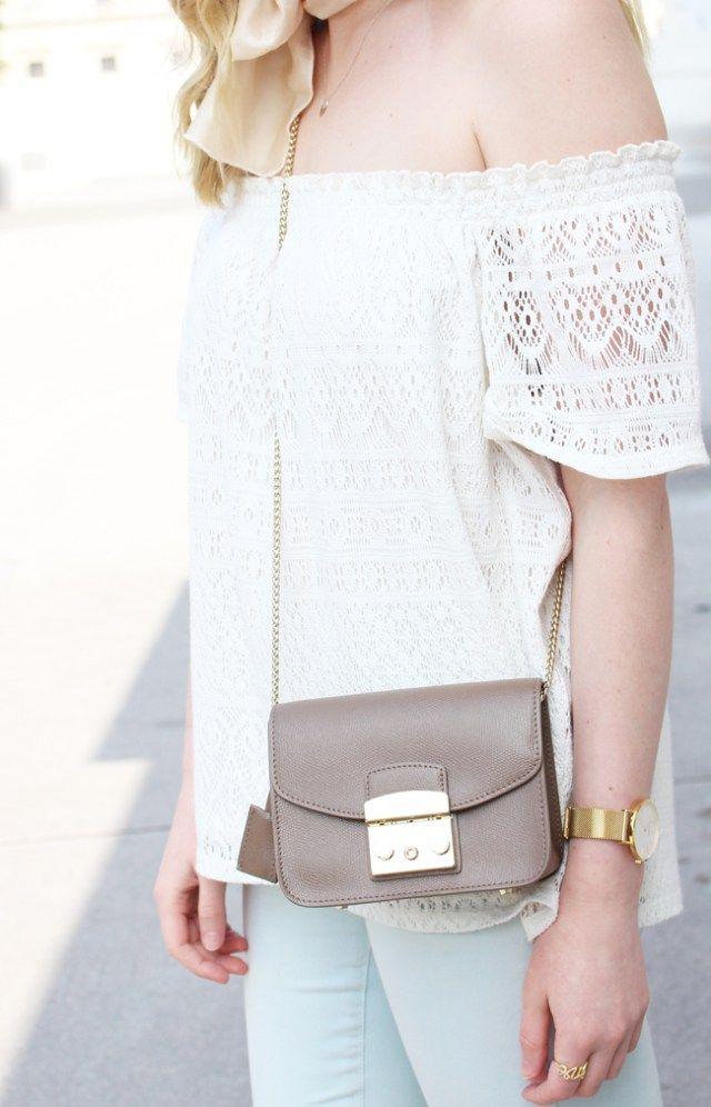 cd1a2f184 7 Ways To Wear: Pastel | Lovely | Furla taschen, Handtaschen und Furla