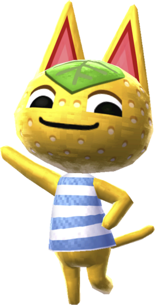 Tangy Animal Crossing Villagers Animal Crossing Animal