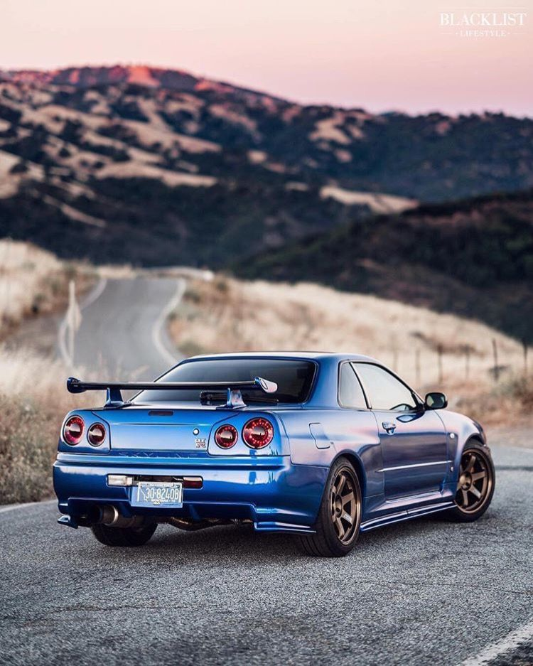 Japanese Cars And Motorcycles Skyline Gtr R34 Nissan Gt Jdm Wallpaper Dream Automobile Ac Cobra Mopeds