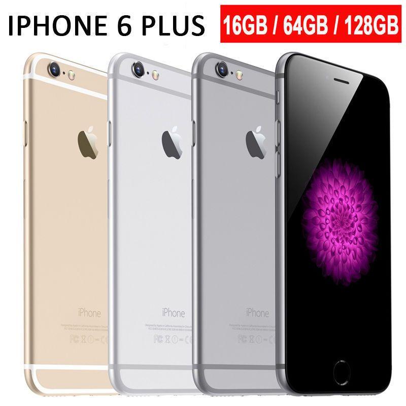 369 99 New Apple Iphone 6 Plus 5 5 16gb 64gb 128gb Factory Unlocked Cdma Gsm Inte L Apple Iphone Plus 16g Apple Iphone 6 Apple Iphone Smartphone