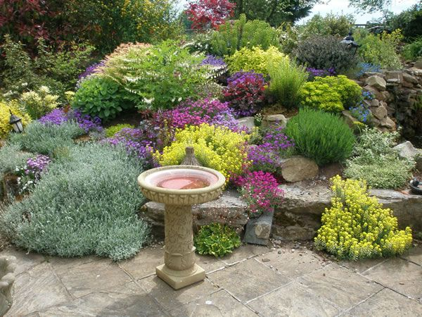 Kleinen Garten Pflanzen Ideen #Garten