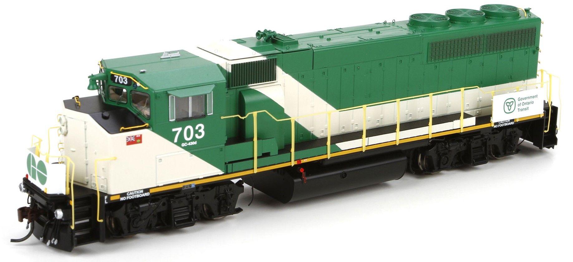 25ba000cf408a0f3ecd5dbe30339efa0 ho athearn gp40 2(w) go transit diesel locomotive w dcc and sound  at eliteediting.co
