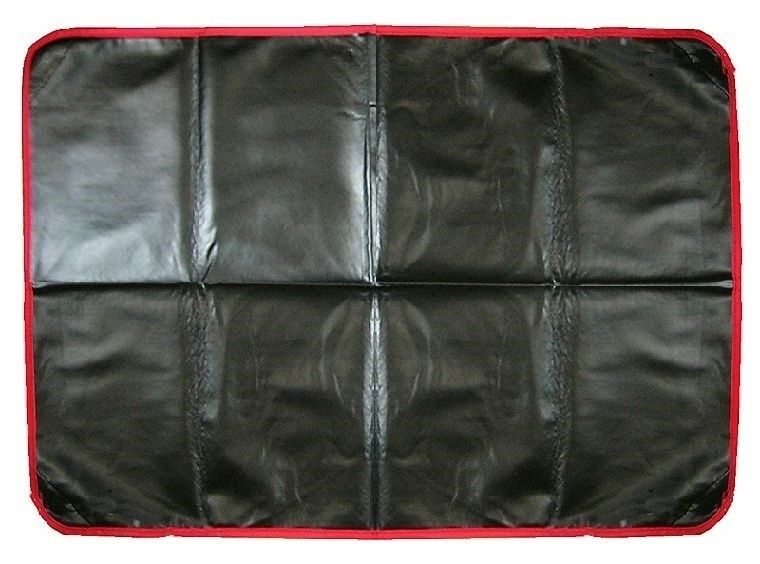 """Mechanic Protector Fender Area Cover 24/"""" x 34/"""" Automotive Magnetic Fender Cover"""