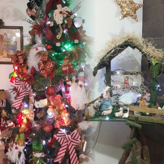 La Navidad Venezolana no puede faltar el Nacimiento o Pesebre