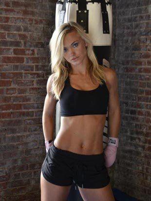 Former Kansas City Chiefs Cheerleader Rachel Wray Now Working