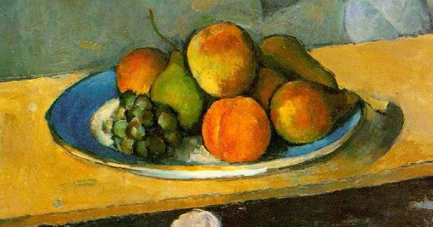 List Of Famous Still Life Paintings Paul Cezanne Paintings Paul