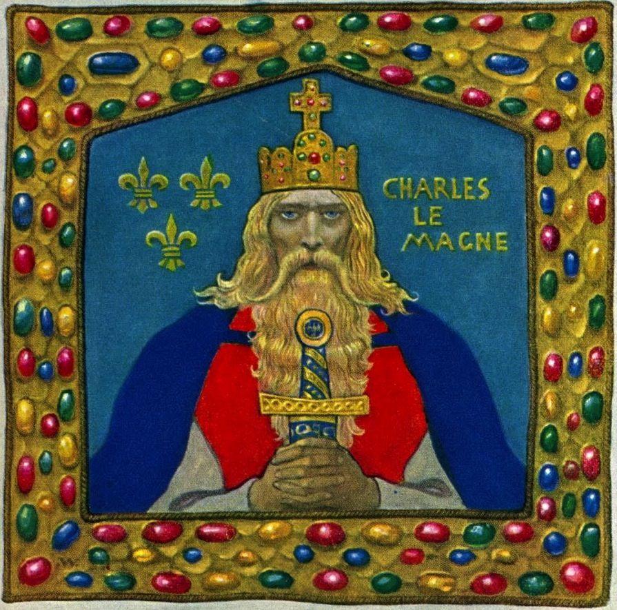 Charlemagne S Saxon War Religio Cultural Elements Part Three