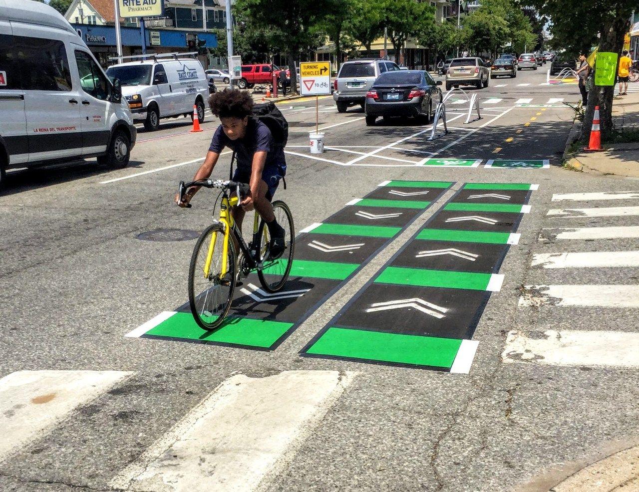Better Walking Biking And Transit Urban Design Streetscapes