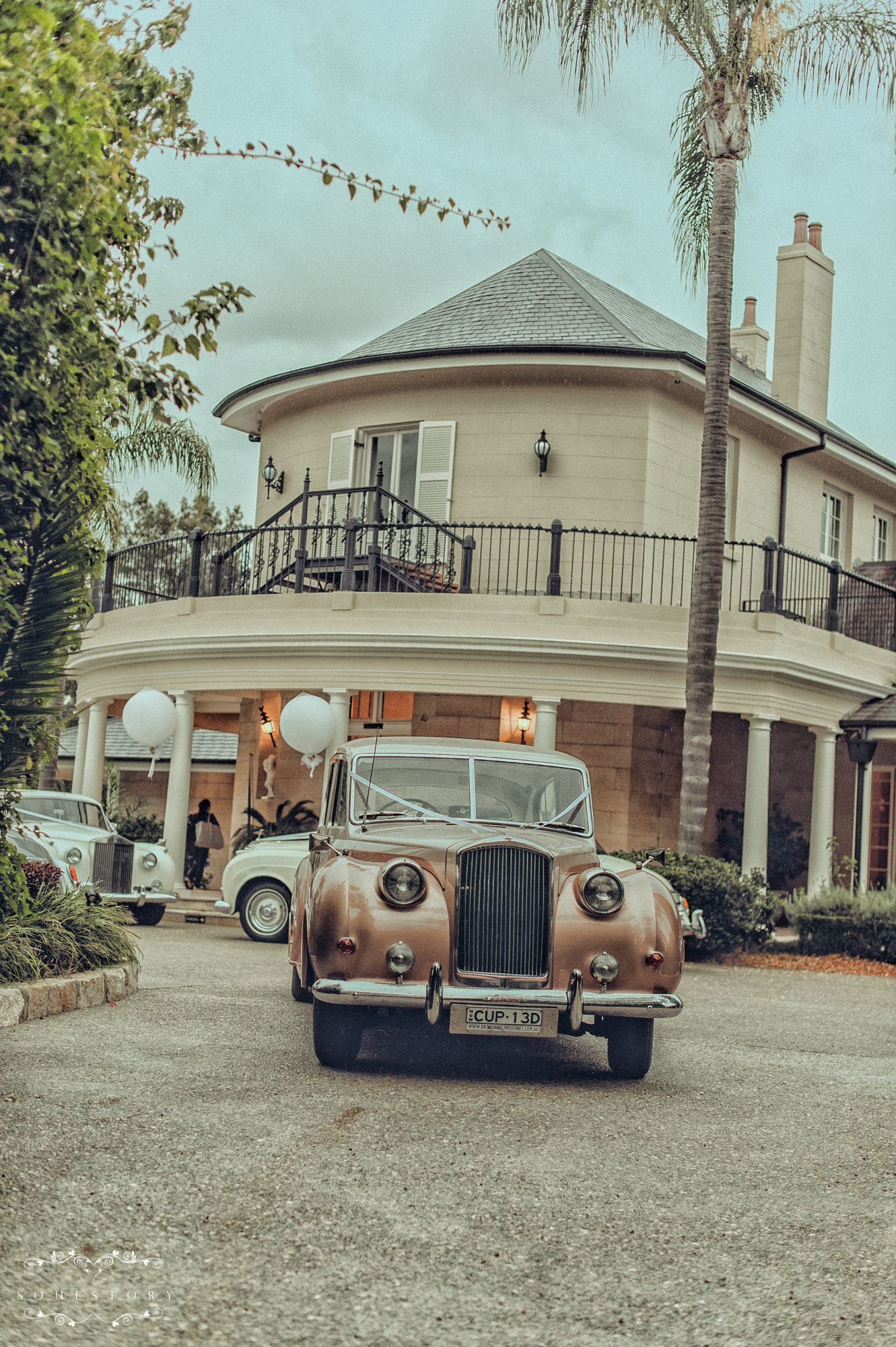 Princess Limousine in Gold & Champagne   Our fleet of Classic Cars ...