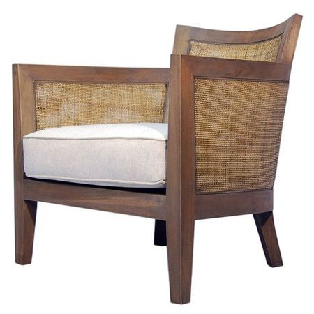 I Pinned This Mumba Teak Arm Chair From The Contemporary Zen Event