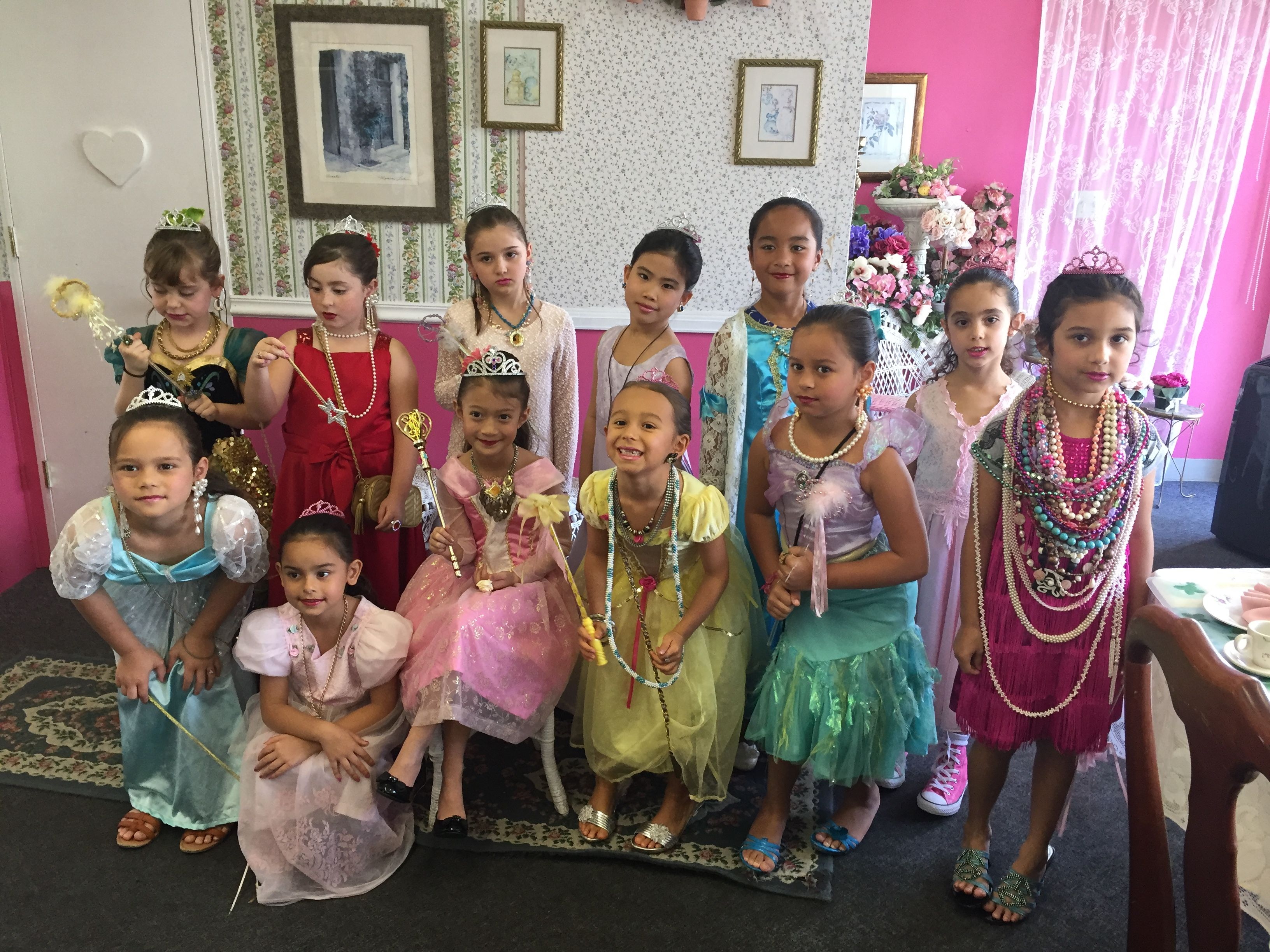Princess Tea Party Join The Celebration Industry Fun Lucrative And Flexible Low Start Up