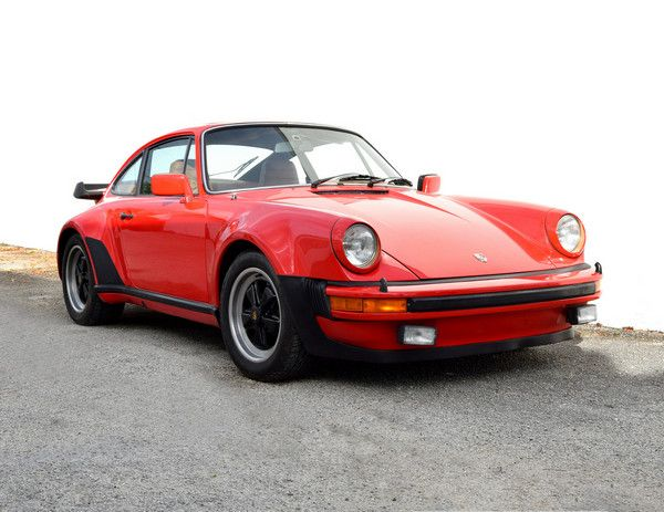 634 1979 Porsche 930 Turbo Coupe Numbers Matching Vin 9309800319 With Original Red Guards And Black Trim Has Origin Porsche 930 Turbo Porsche Porsche 930