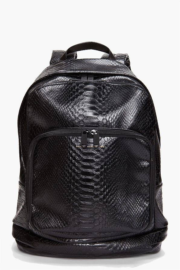 python backpack // #marcjacobs #NECESSITY   Bags, Fashion bags ...