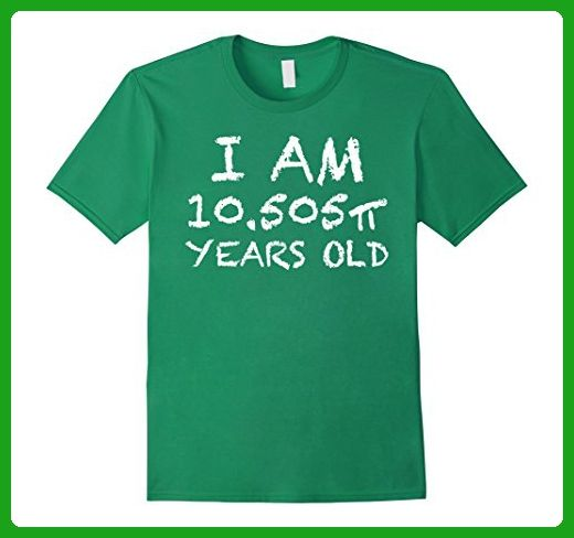Mens 33rd Birthday Gifts For 33 Years Old Pi Day Math Geeks Shirt Medium Kelly Green