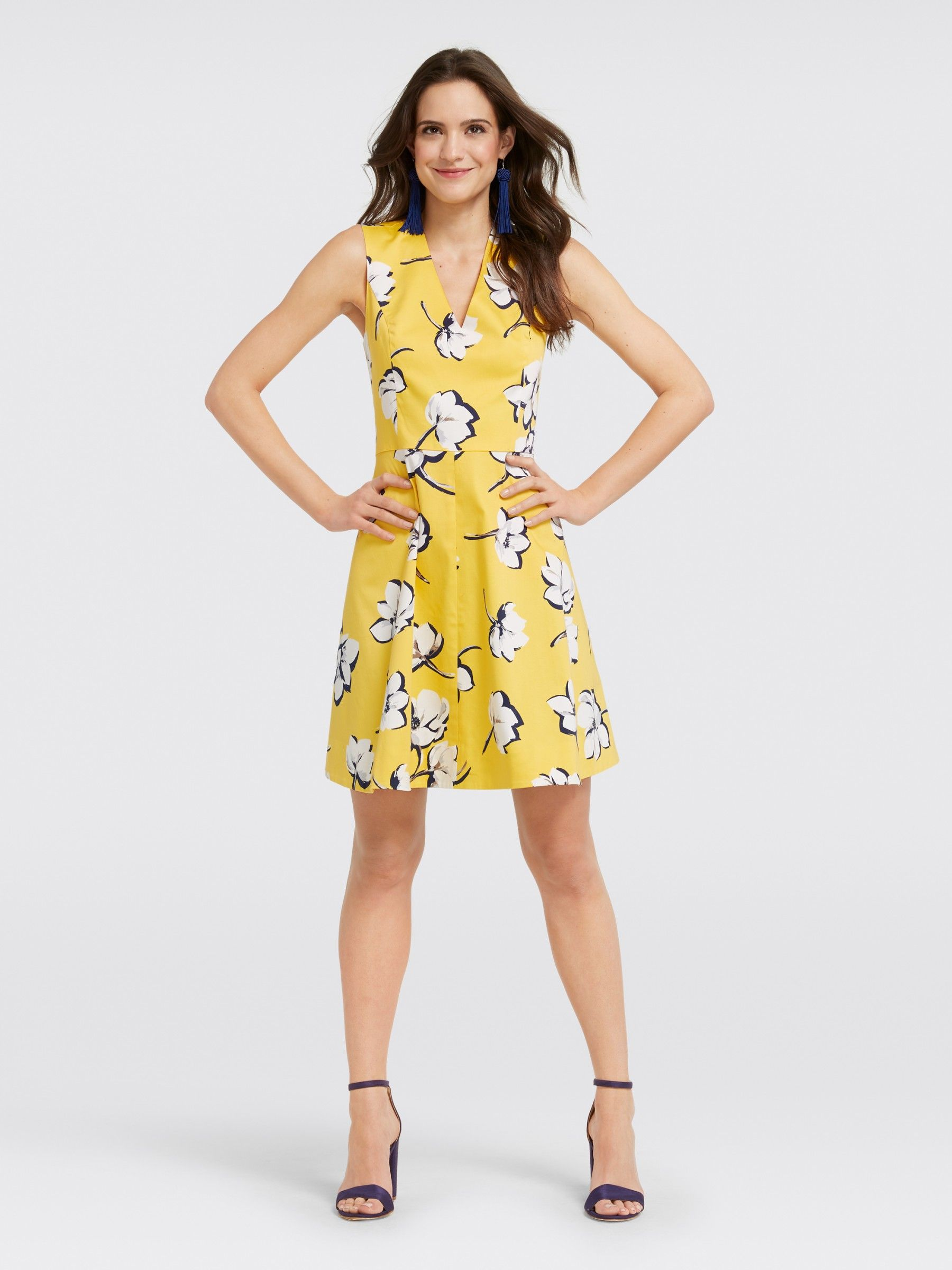 bff1b617a1bed Summer Floral Love Circle Dress - Clothing   Draper James   Spring ...