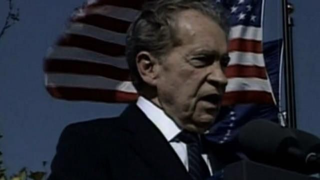A 40 años de su caída por Watergate, lo que revelan las cintas de Nixon | BBC Mundo