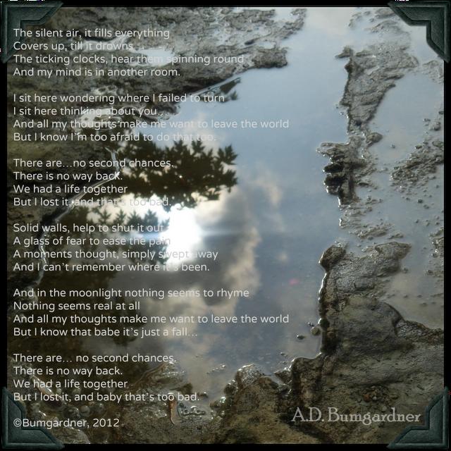 Verses & Such...: Silent Air