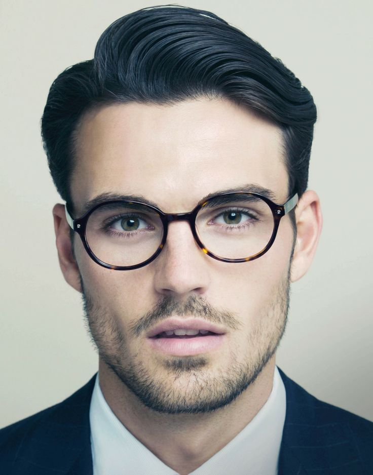 23 hombres guapos con anteojos que van a satisfacer todas tus
