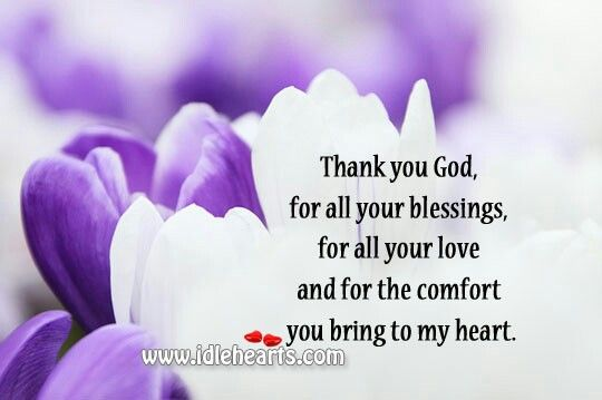 ...thank You Lord!