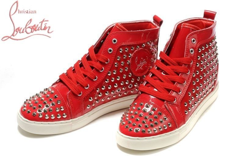 christian louboutin homme sneakers