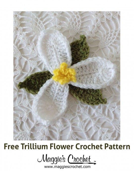 Free Crochet Patterns : Maggie\'s Crochet Blog ༺✿ƬⱤღ http://www ...