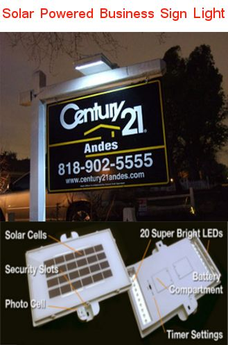 Check Out This Solar Ed Sign Light Great For Real