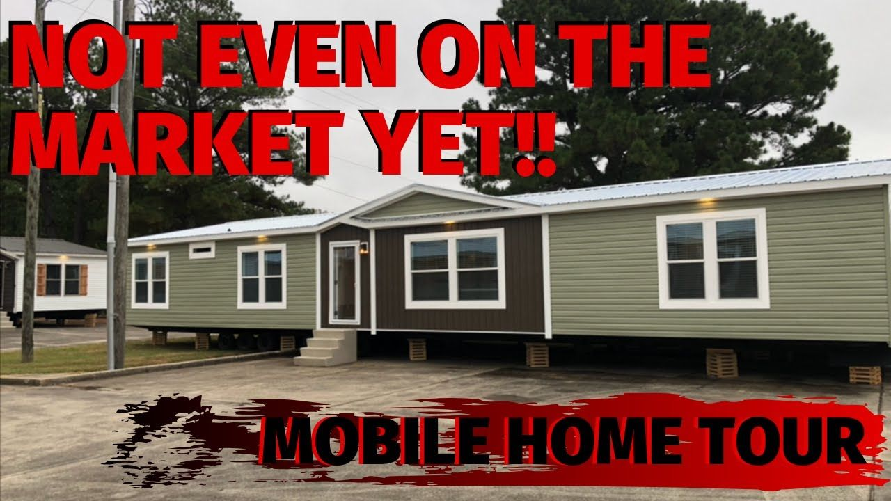 Released Soon Double Wide Mobile Home 32x80 4 Bed 2 Bath Winston Homeb Mobile Home Mobile Home Doublewide Triple Wide Mobile Homes