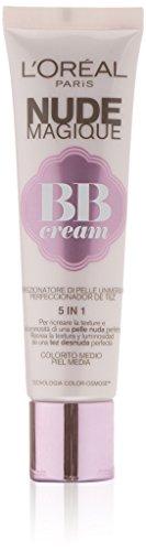 Loreal Maquillaje Bb Cream Cream Nude Magique 01 Piel Media