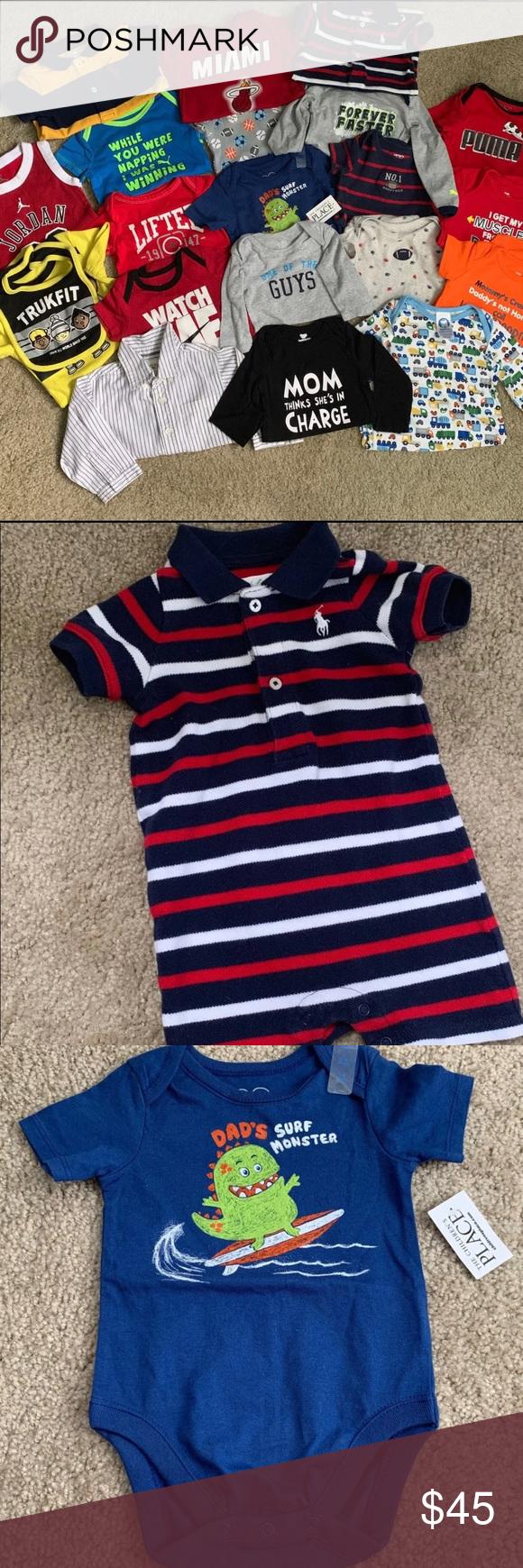 054c223a Baby boy clothing bundle 3-9M Bundle Boy Brand- Ralph Lauren ...
