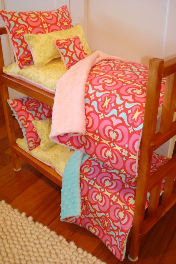 Best American Girl Doll Bedding Blanket Bed 15 Off Sale 400 x 300