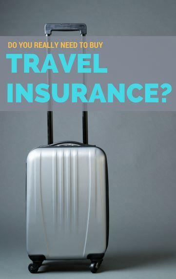 Do You Really Need to Buy Travel Insurance?  Travel insurance, Travel agency near me, Usa