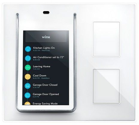 Quirky Relay Smart Wall Display