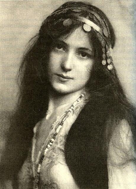 빨간머리 앤의 모델이 된 배우 이블린 네스빗