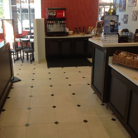 Eternal Limestones Bianco From Arizona Tile Is The Perfect Floor For Your Commercial E It