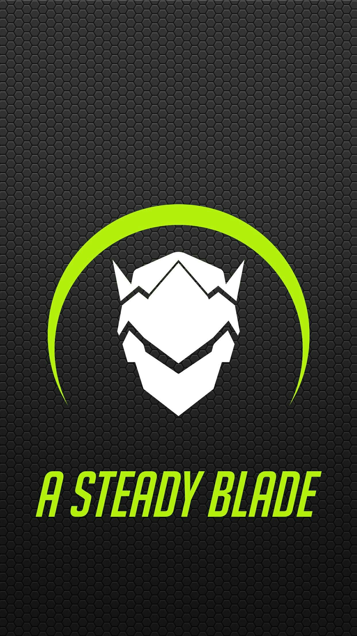 Genji Overwatch Cell Phone Wallpapers Overwatch Wallpapers