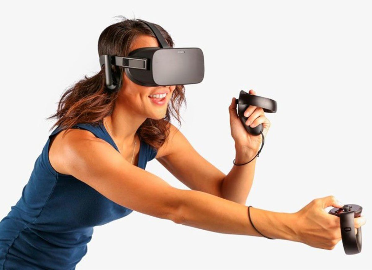 13 New Gadgets Everyone Wants For Christmas Oculus Rift Virtual