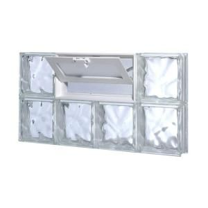 Mobile Glass Block Windows Bathroom Redesign Tub Shower Combo