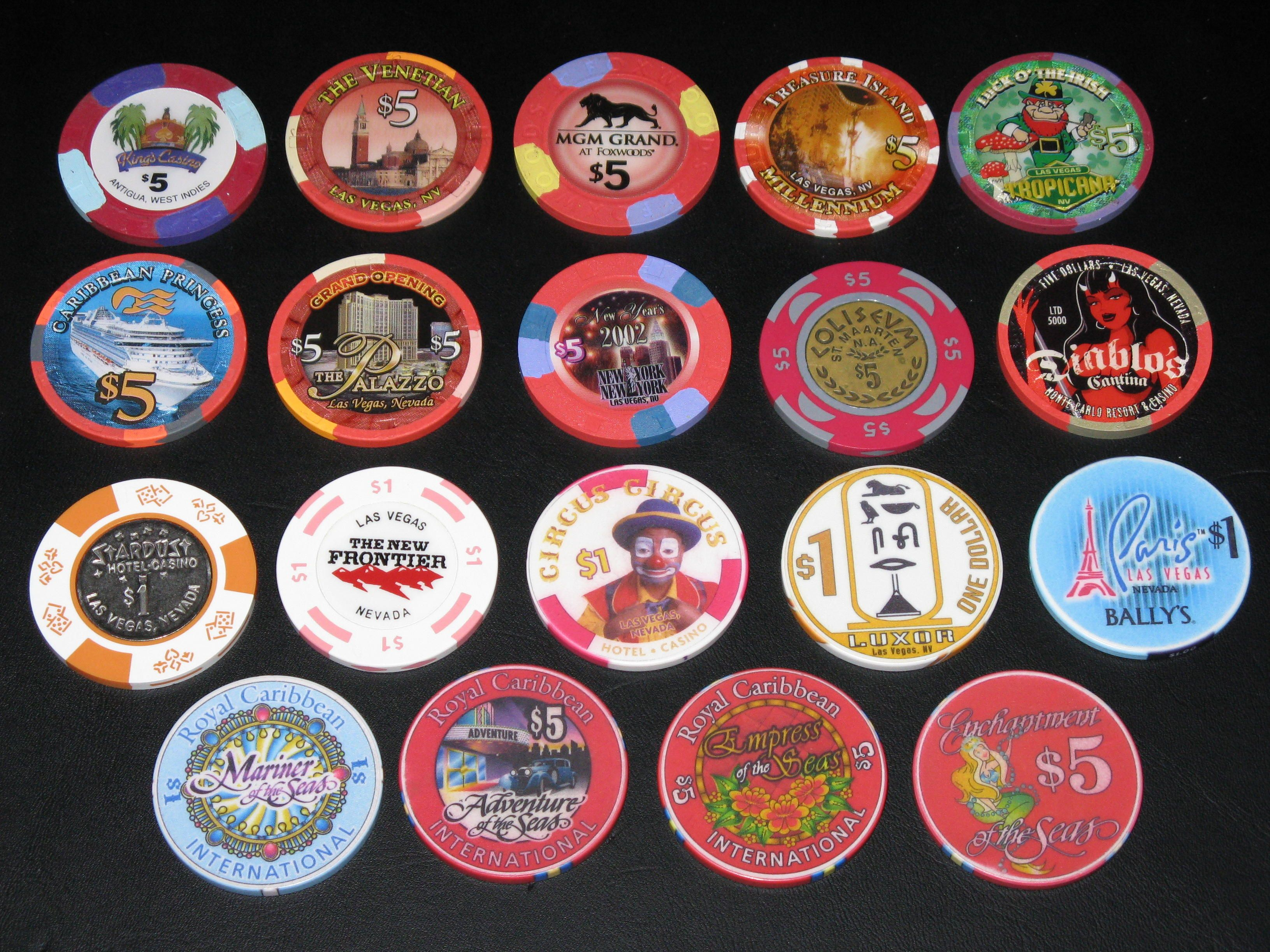 Free casino chips las vegas casino hollywood la
