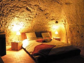 Sejour Insolite Avec Spa Dans Une Chambre Troglodyte En Anjou Doue En Anjou Logement Insolite Sejour Insolite Decoration Maison