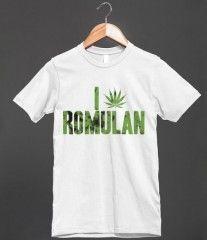 I Smoke Romulan