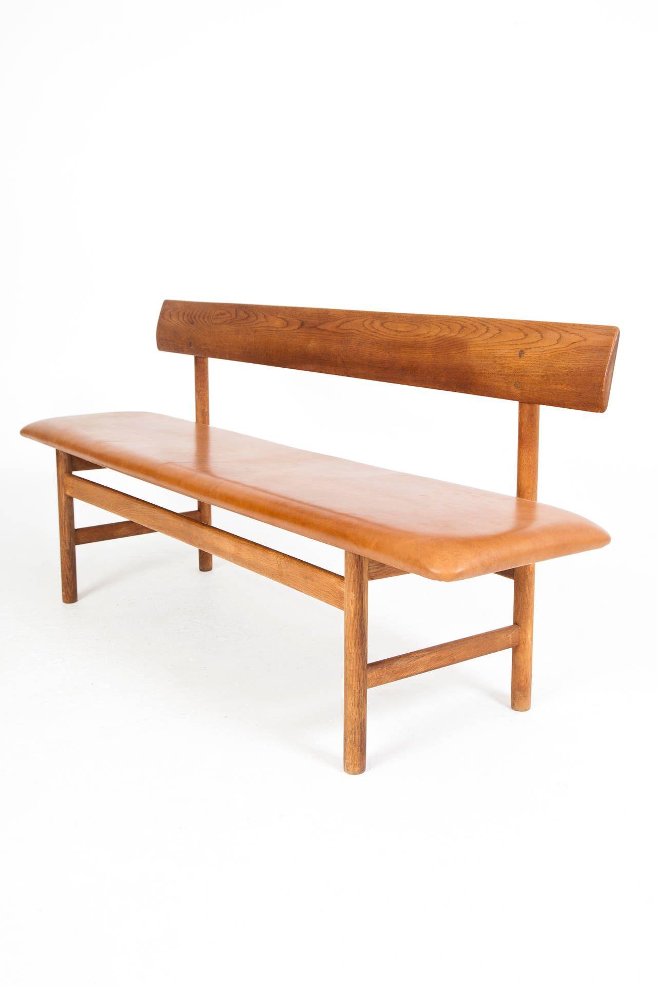 Borge Mogensen Shaker Bench 1stdibs Com Shaker Bench Furniture Shaker Furniture
