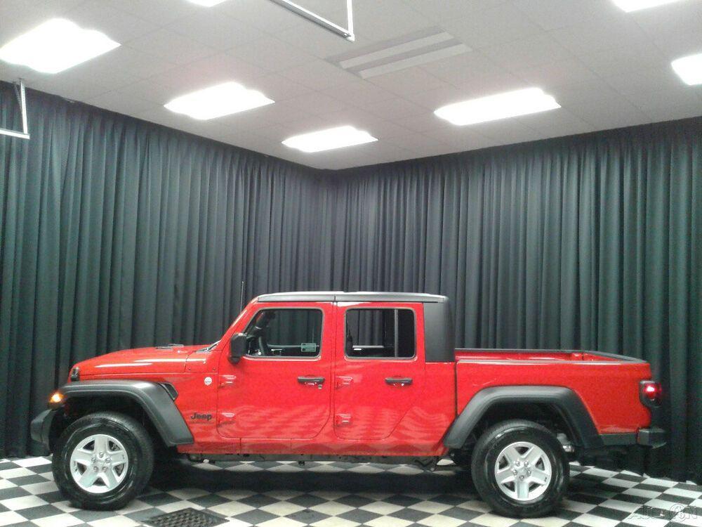 2020 Jeep Gladiator Sport S 2020 Sport S New 3 6l V6 24v Automatic