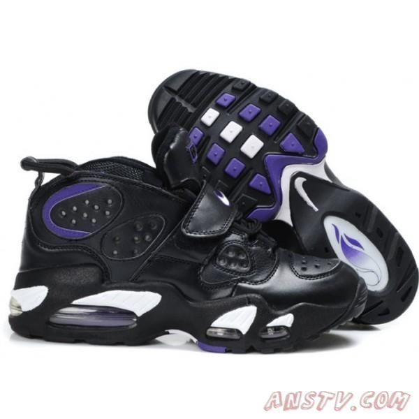 quality design 60984 e4db2 Acheter Air Max Femme Nike Air CB 34 II (2) Blanc Noir Violet Hommes  Basketball Chaussures