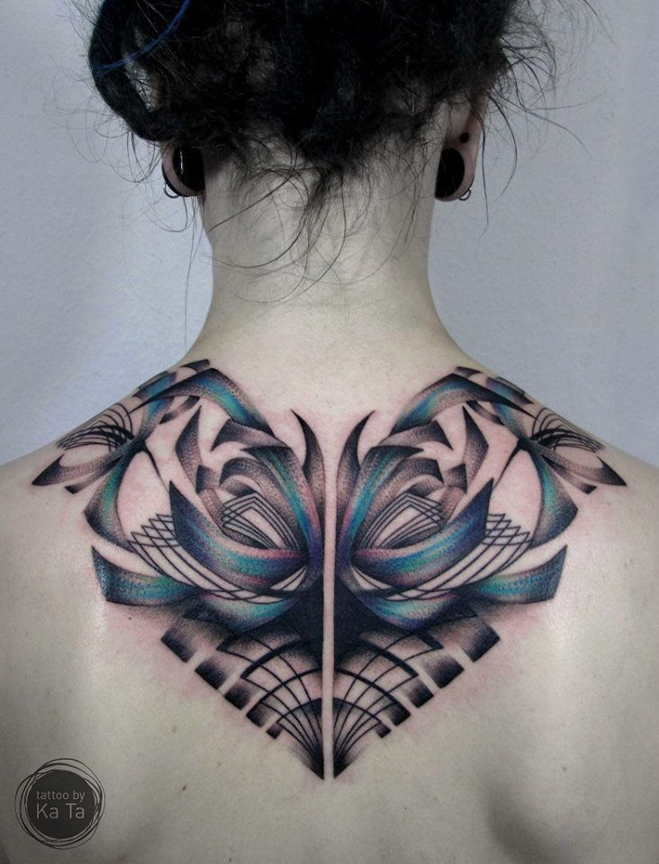 48 Marvellous Neck Tattoo Ideas For Bold And Brave Girls Tattoos