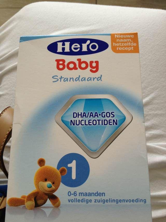 美素(Hero Baby)2014版  1段
