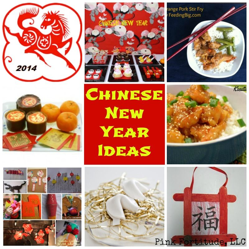 Chinese New Year Good Luck and Ideas Chinese new year